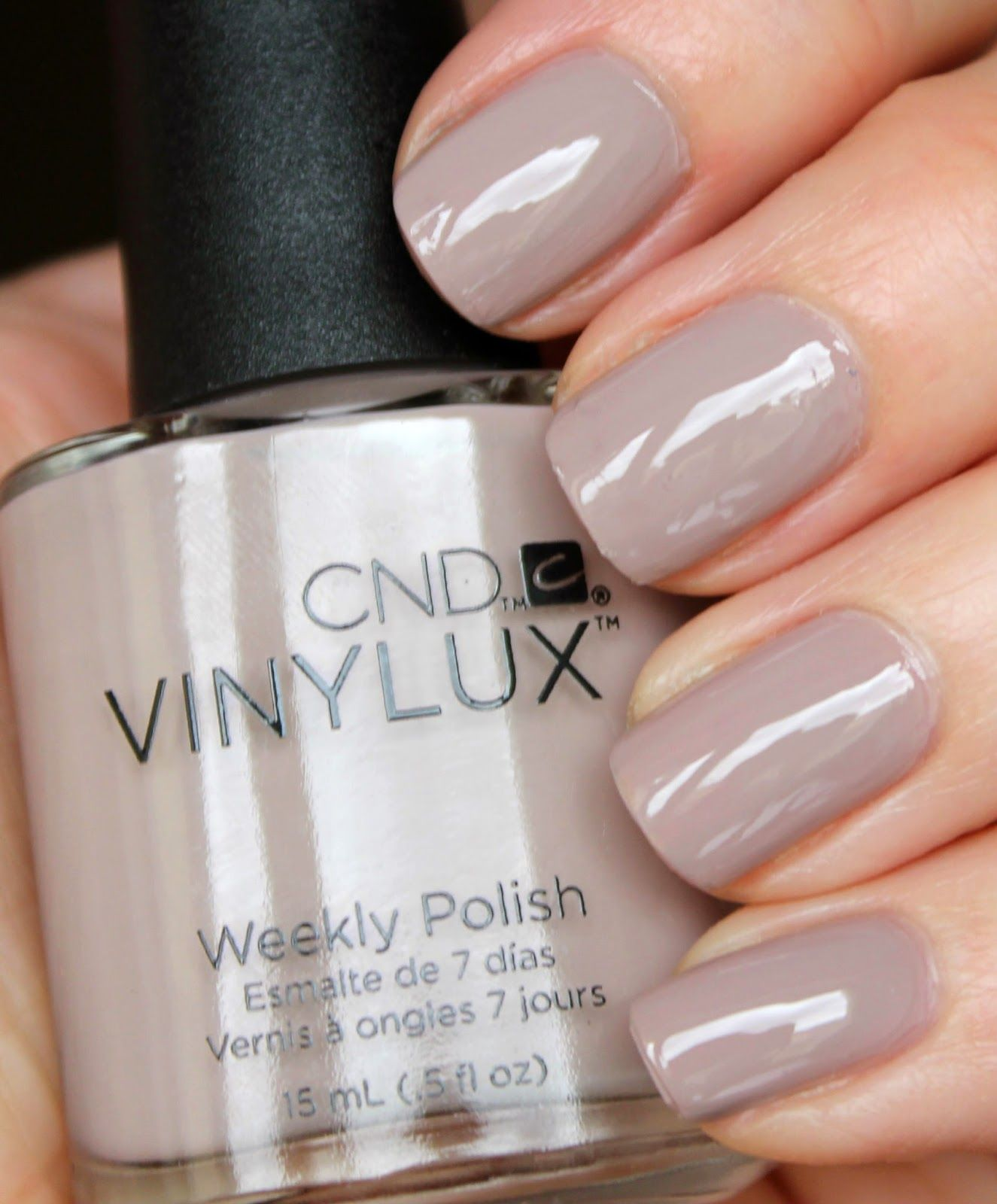 NAILTASTIC: CND Vinylux Field Fox | Hair, Makeup, Nails | Pinterest ...