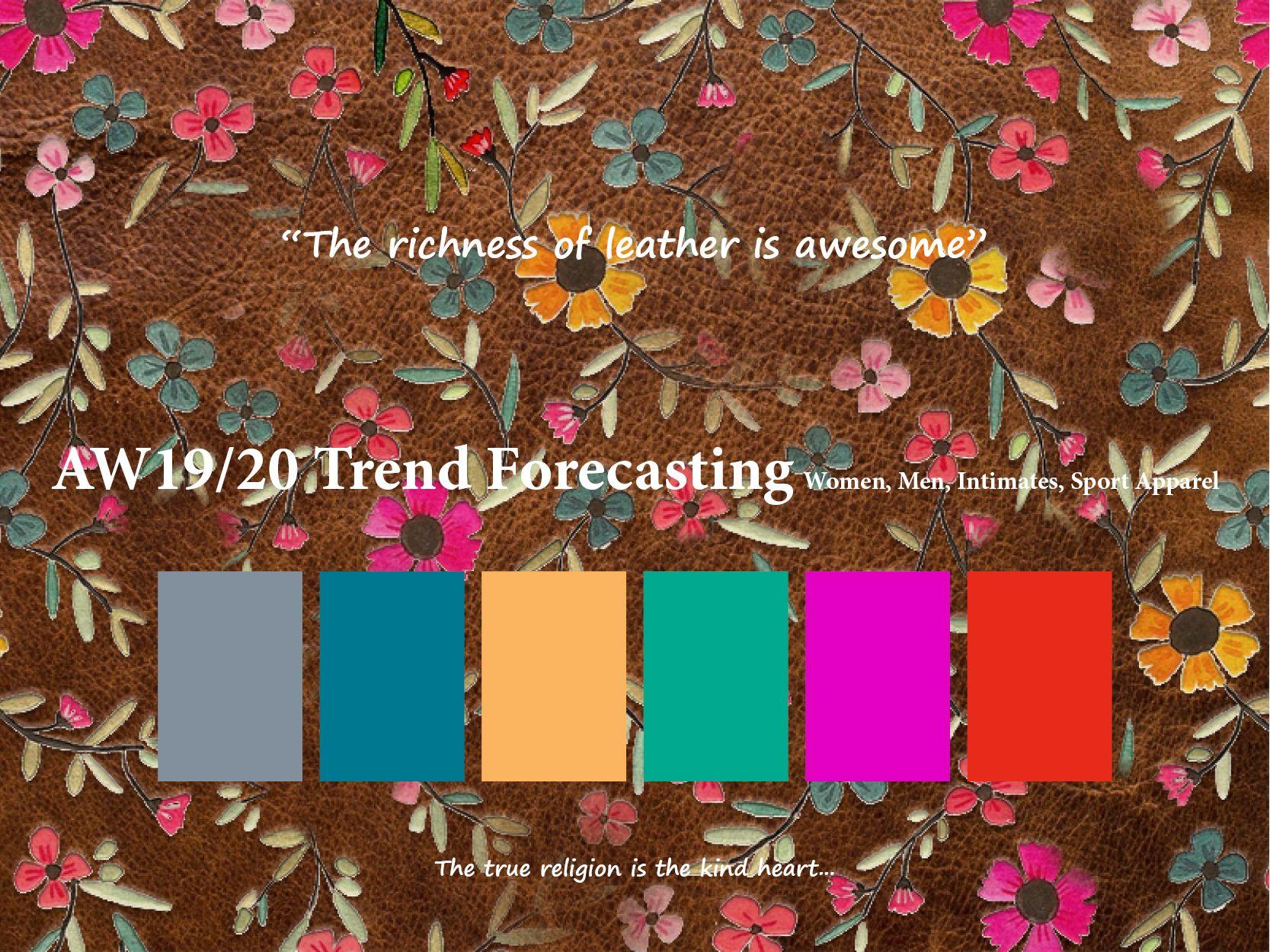 Autumn iWinteri 2020 i2020i Trend Forecasting for Women Men