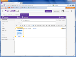 Three Methods Of Share Or Attach Your Documents In Ymail If You Are Ymail User And You Want Get Information About How You Can Shar Sent Attachment Informative