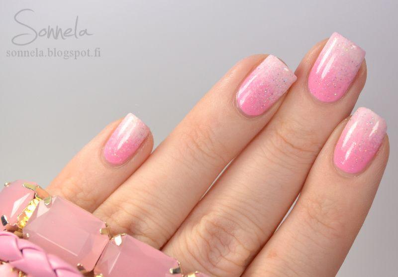 Sonnela: Pinkin ja vaaleanpunaisen ylistysviikko: päivä 4
