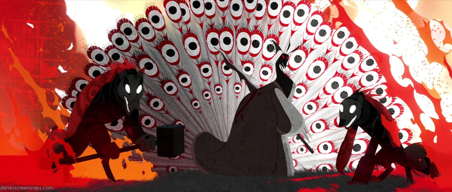 Kung Fu Panda 2 Screencap Lord Shen By Dashiesparkle Deviantart