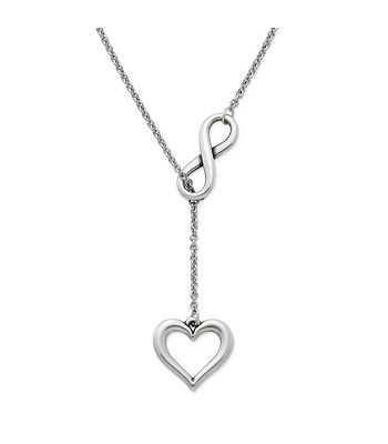 Infinite love necklace james avery clothes accessories infinite love necklace aloadofball Image collections