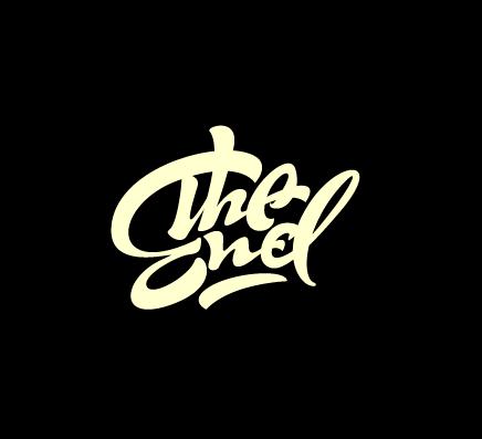 The End By Kirill Richert 2014 Prints Logos Parts