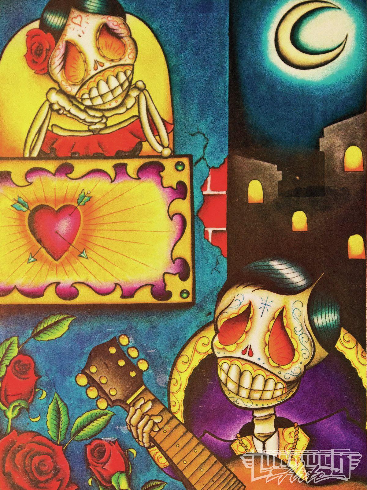 Dave Sanchez art 5 | para mi raza | Pinterest | Artist art, Artist ...