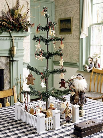Decorative Tabletop Christmas Trees Christmas Tree Ideas