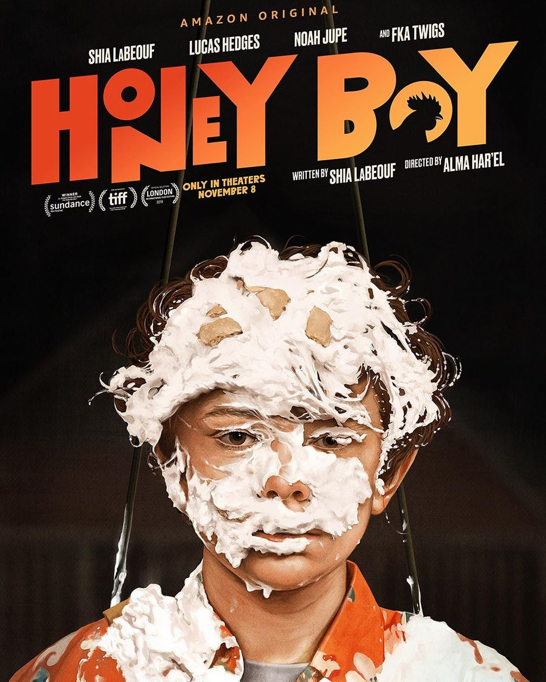 Contest Alert 🚨 In anticipation of Honey Boy's release on