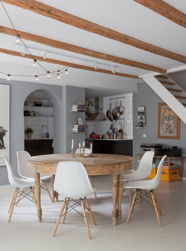 A lovely laid back flat in Malmö, Sweden inside Pinterest Wall