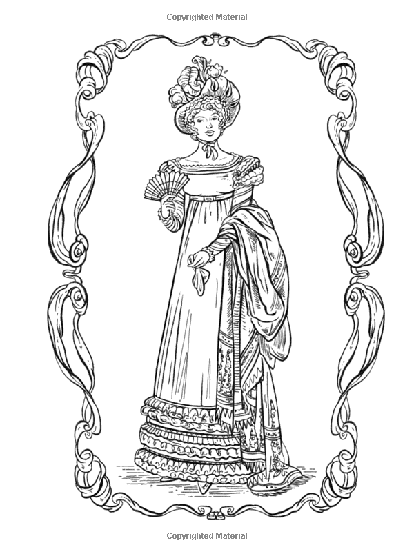 jane coloring pages - photo#23