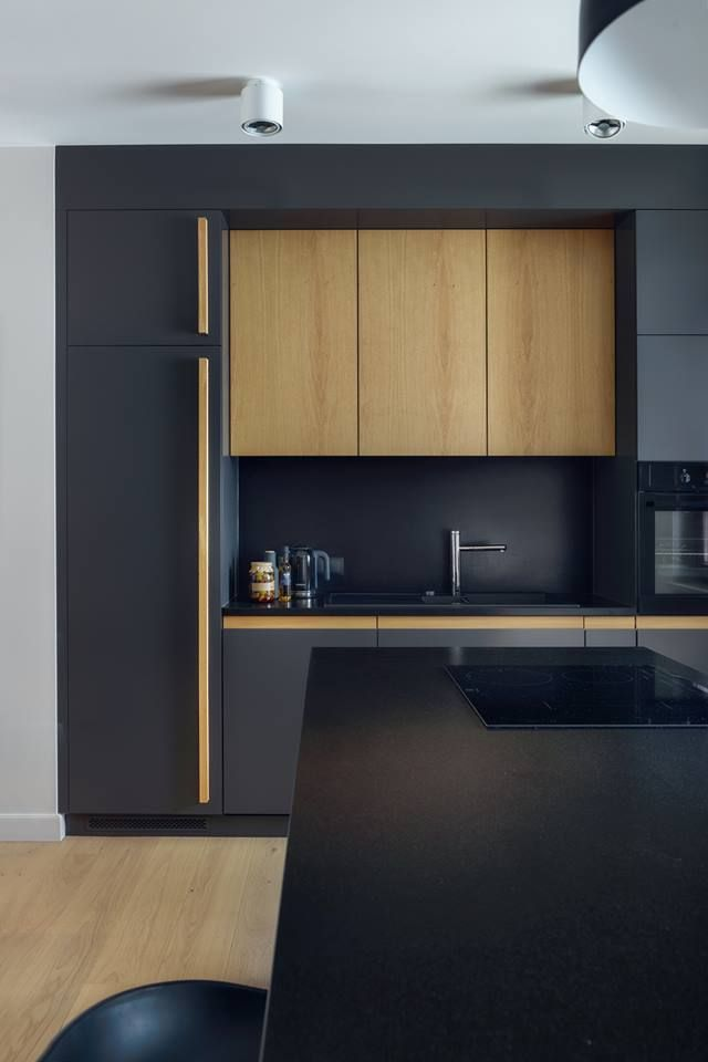 Loft Magdalena Adamus Kitchen W 2019 Kuchnia Wnętrze