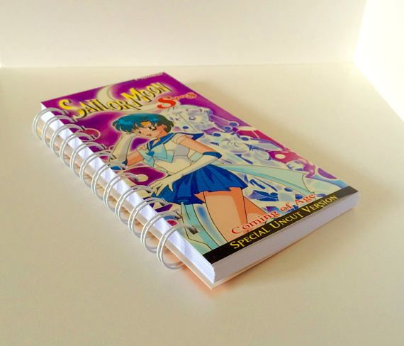 Pin On Anime Altered Vhs Box Notebooks