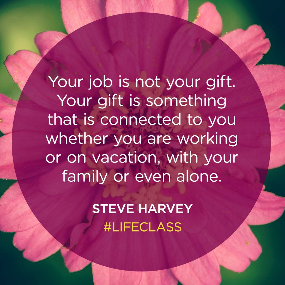 Steve Harvey Quotes Steve Harvey On Finding Your Vision  Gift Steve Harvey And Wisdom