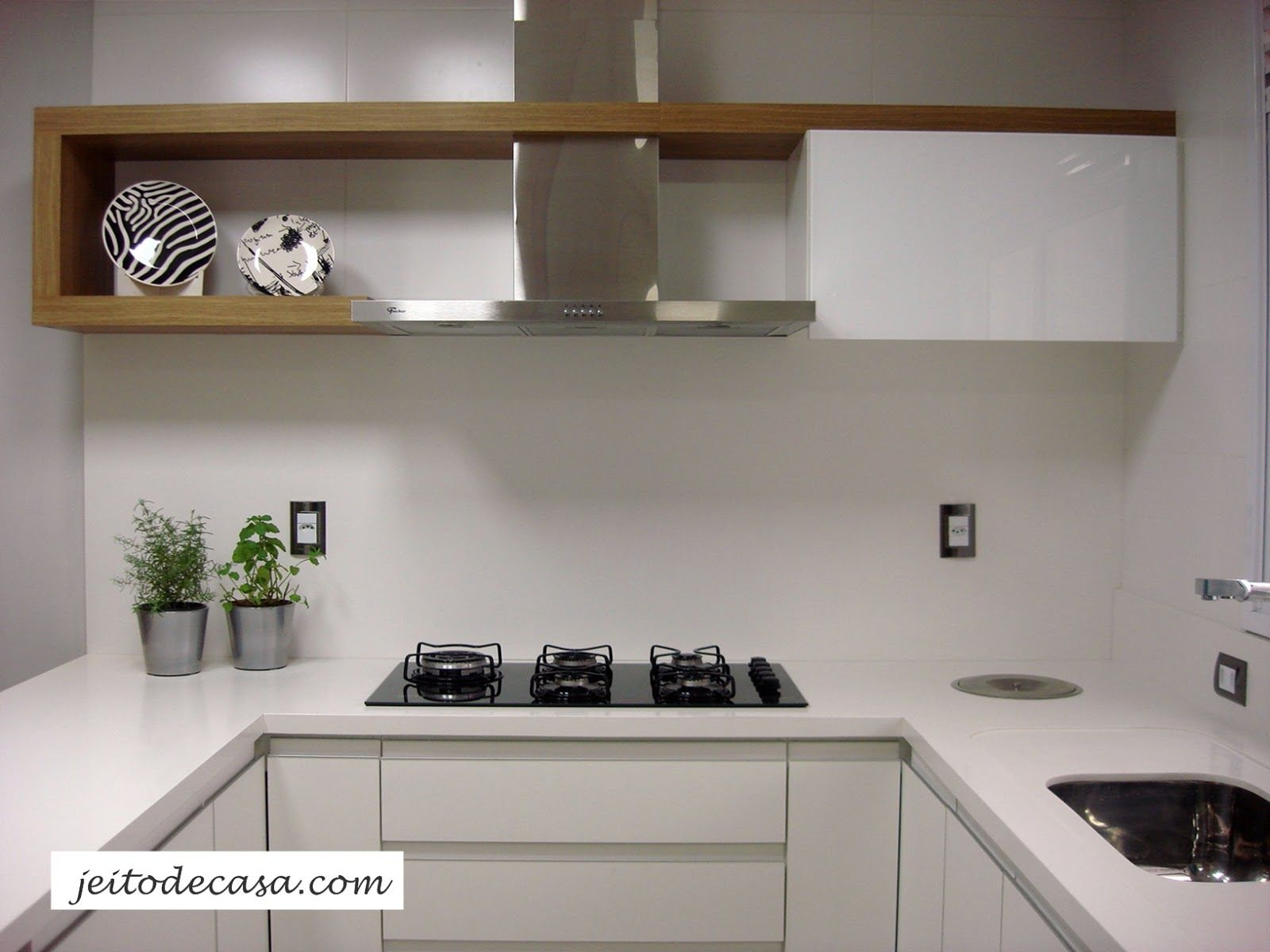 Cozinha Com Coifa De Parede Pesquisa Google Cozinhas Pinterest