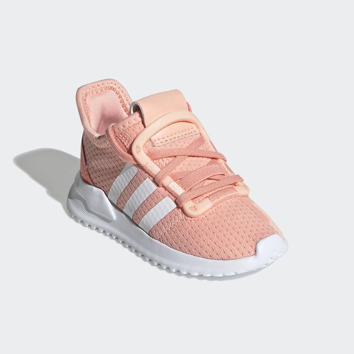 U_Path Run Shoes Pink Kids | Adidas