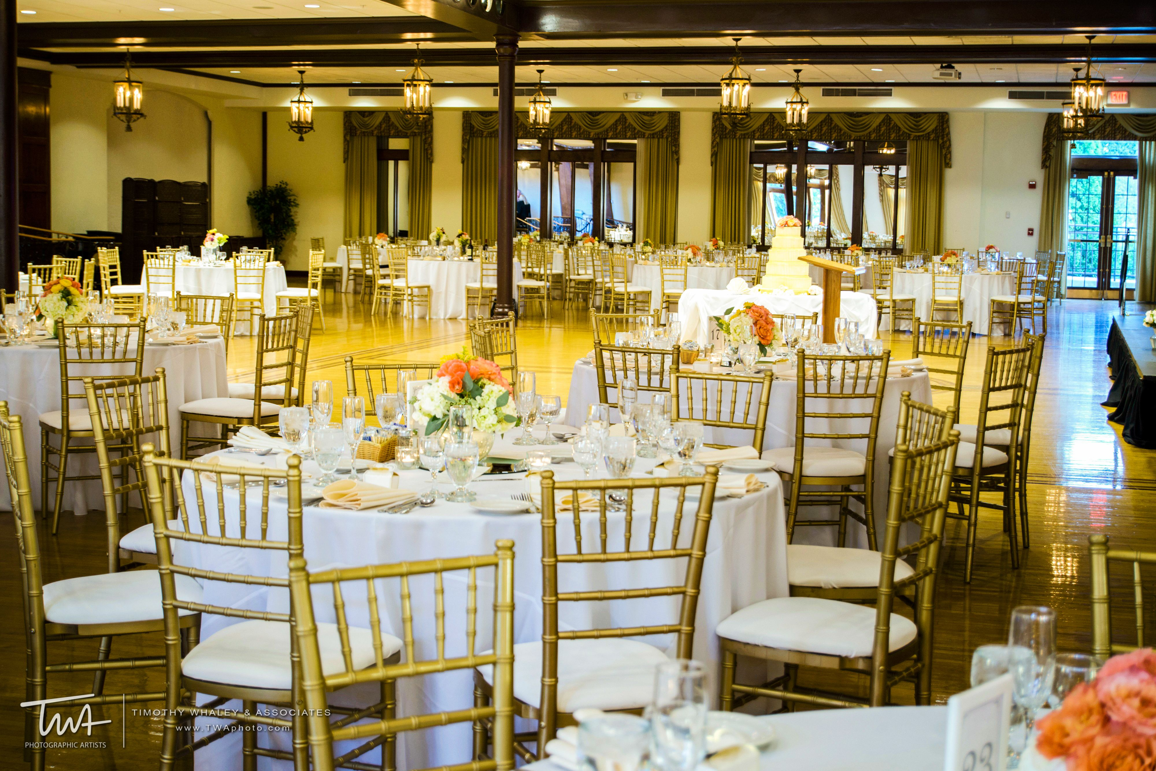 Wheeling Il Chicago Wedding Venues Chevy Chase Country Club Venues
