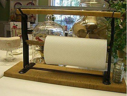 Creative Paper Towel Holders With