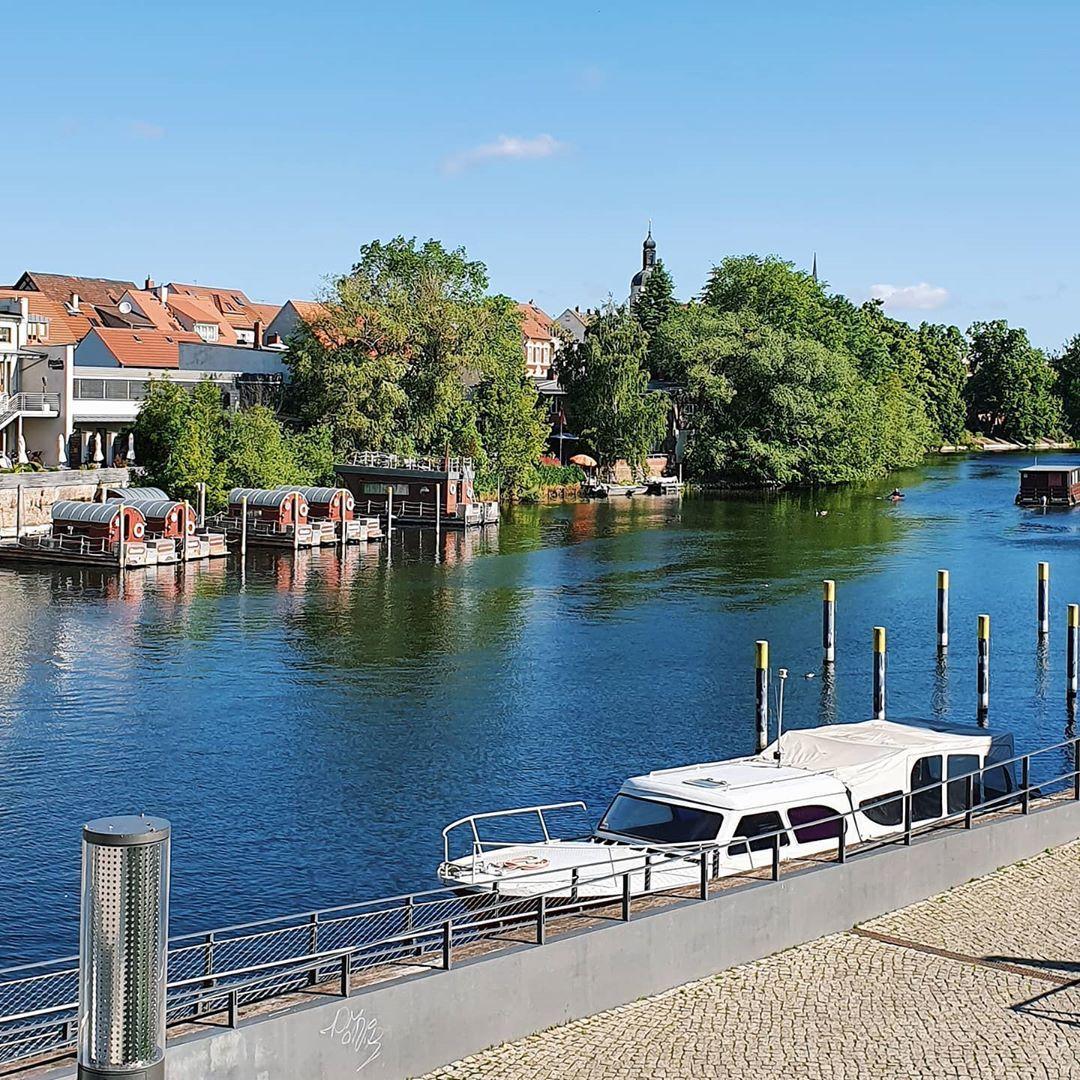 Brandenburg Das Venedig Des Ostens In 2020 Brandenburg Stadt Brandenburg Reisen