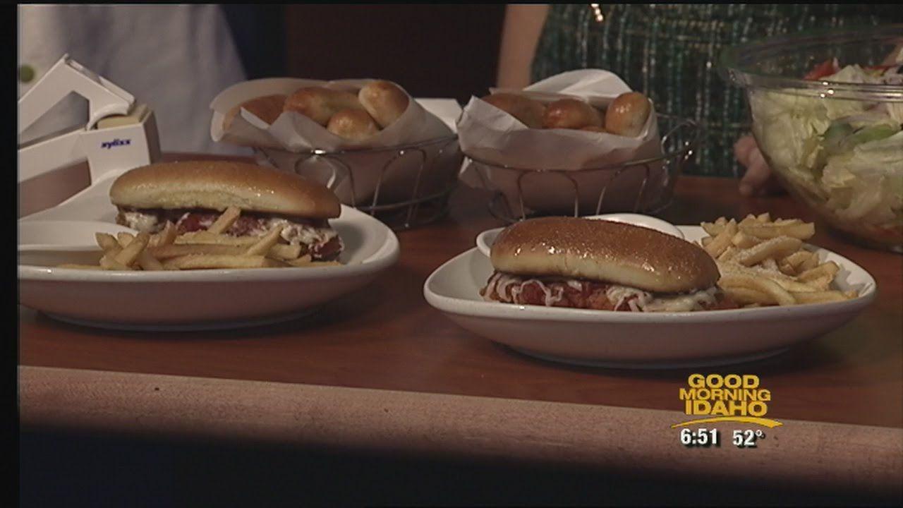 Olive Garden unveils new bread stick sandwiches Italian