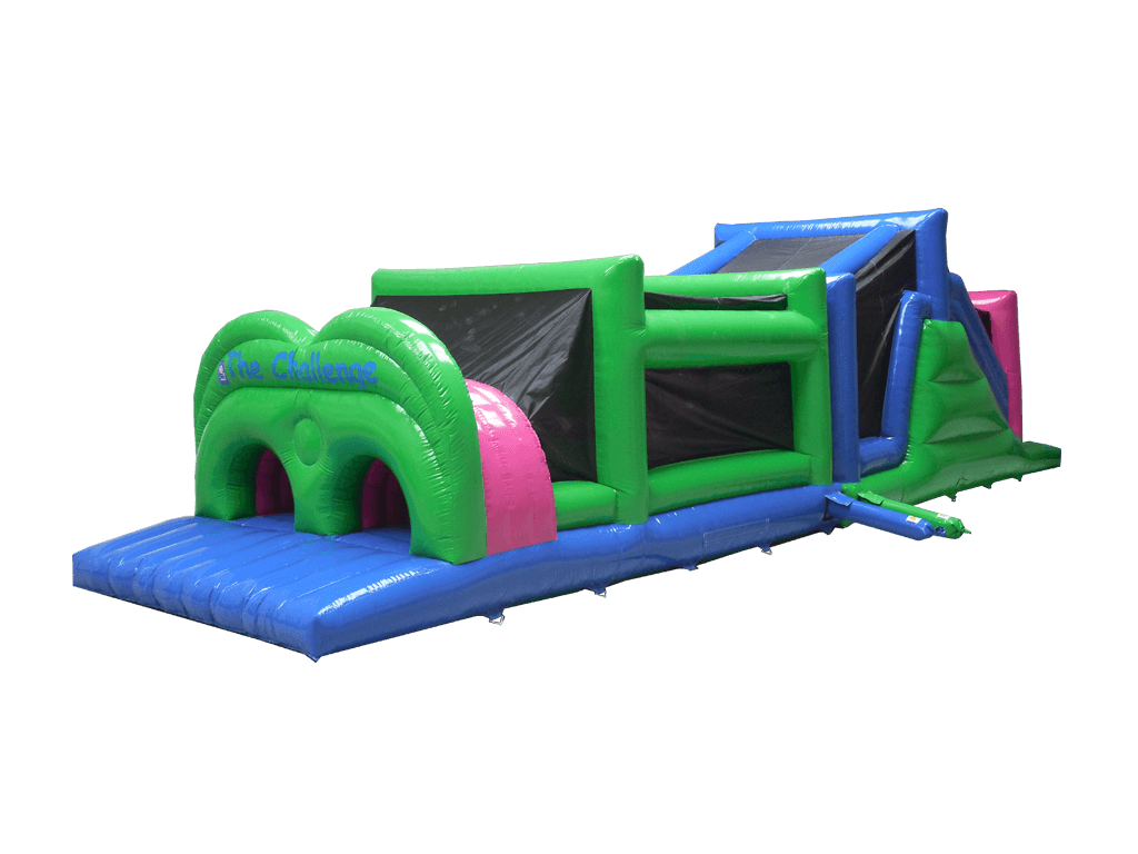 2 Part 15m Assault Course (AQ5234) Airquee Inflatable