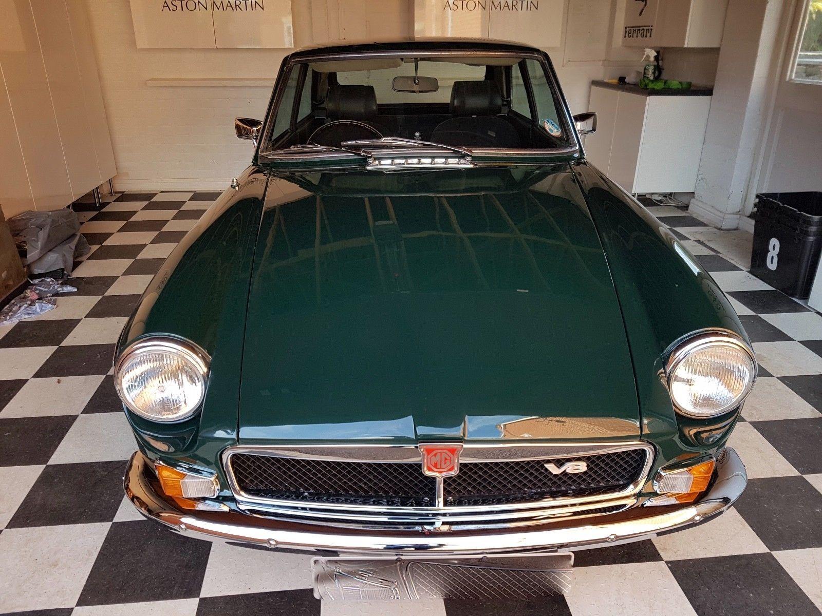eBay: MGB GT V8 #classiccars #cars | UK Classic Cars | Pinterest ...