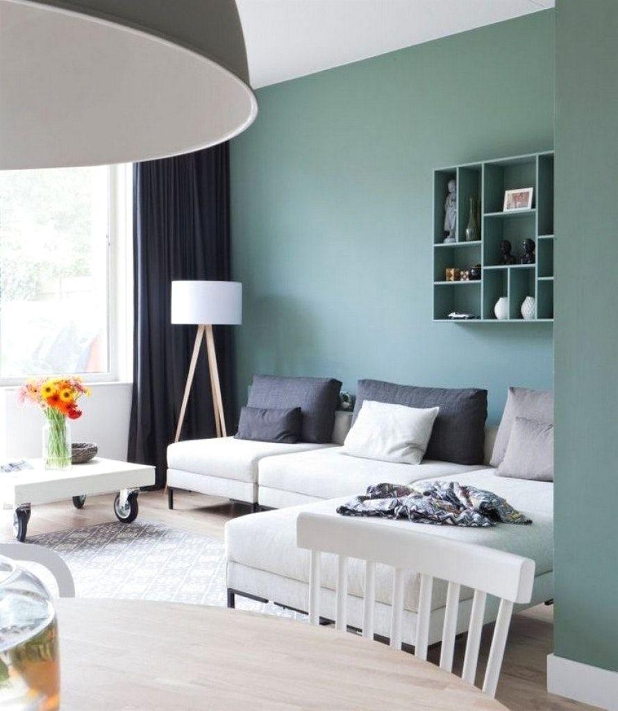 Wohnzimmerwand farbe | Wystrój domu | Pinterest | Déco salon ...