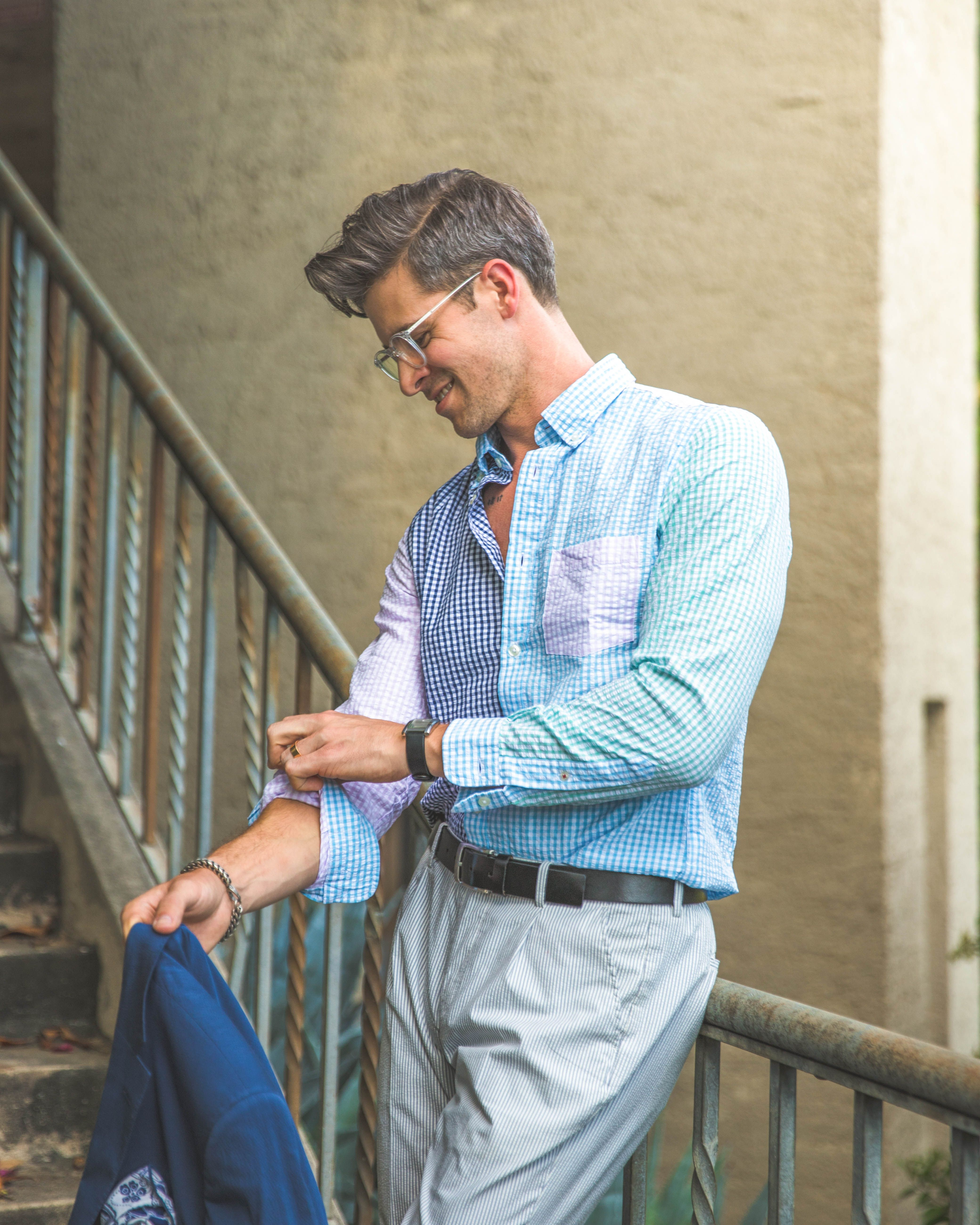 Shop Fun Shirts For Summer At Brooks Brothers Preppy Mens Fashion Preppy Men Preppy Lifestyle [ 5200 x 4160 Pixel ]