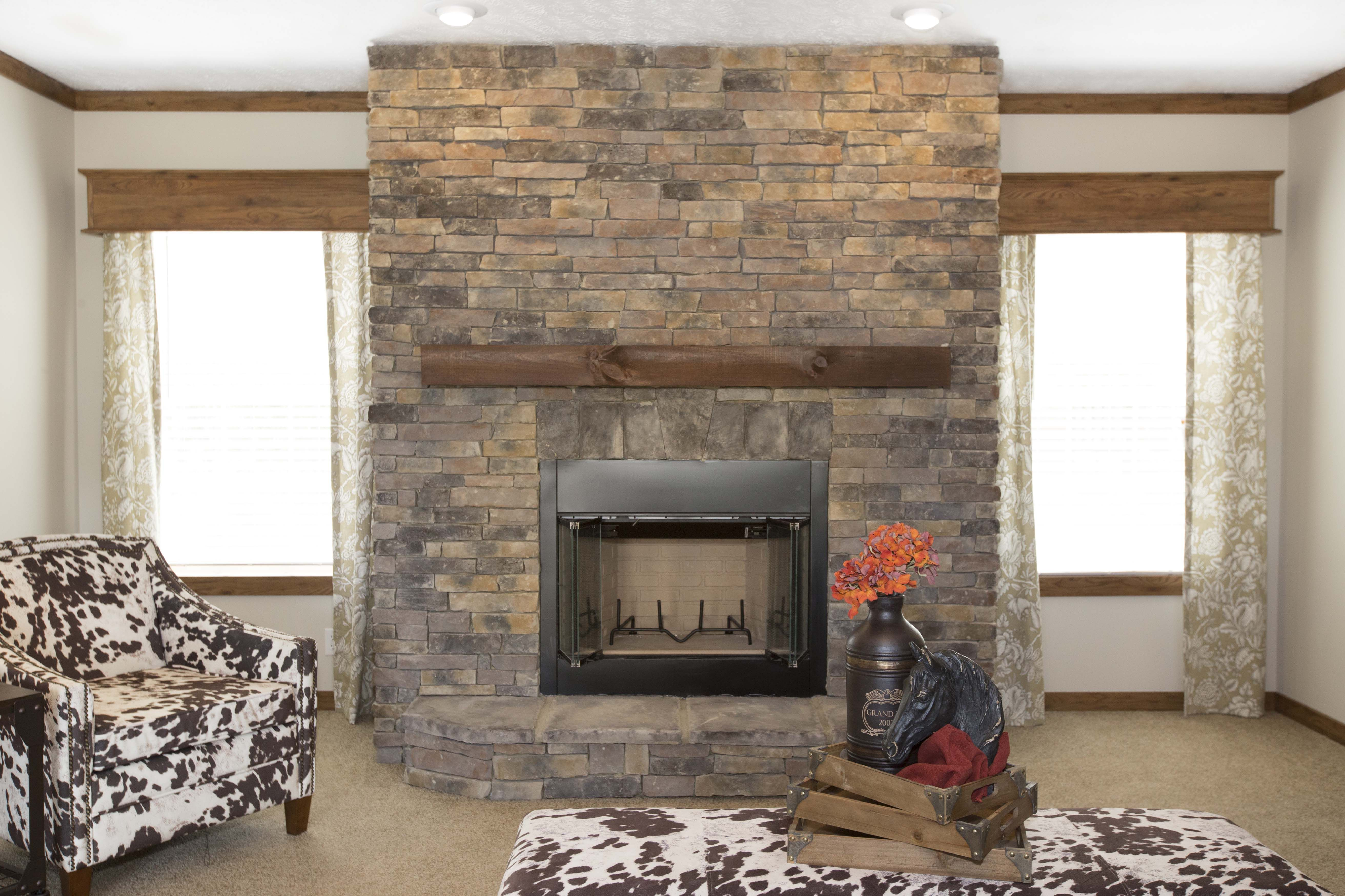 Beautiful Modular Homes With Fireplaces In 2019 The New