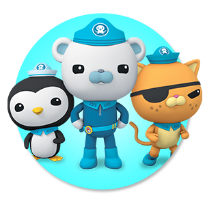 Henry just got into Octonauts seems actionpacked but in