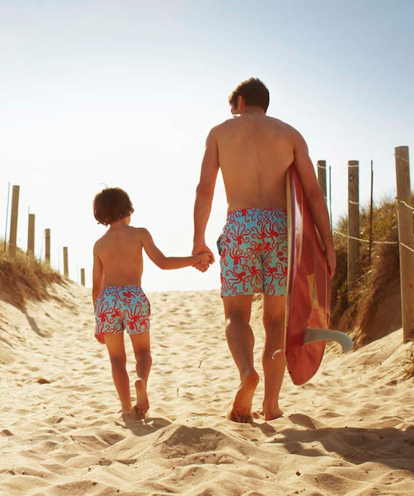 928c23095e Matching Swimwear: Father and Son Board Shorts | Life | Father son ...