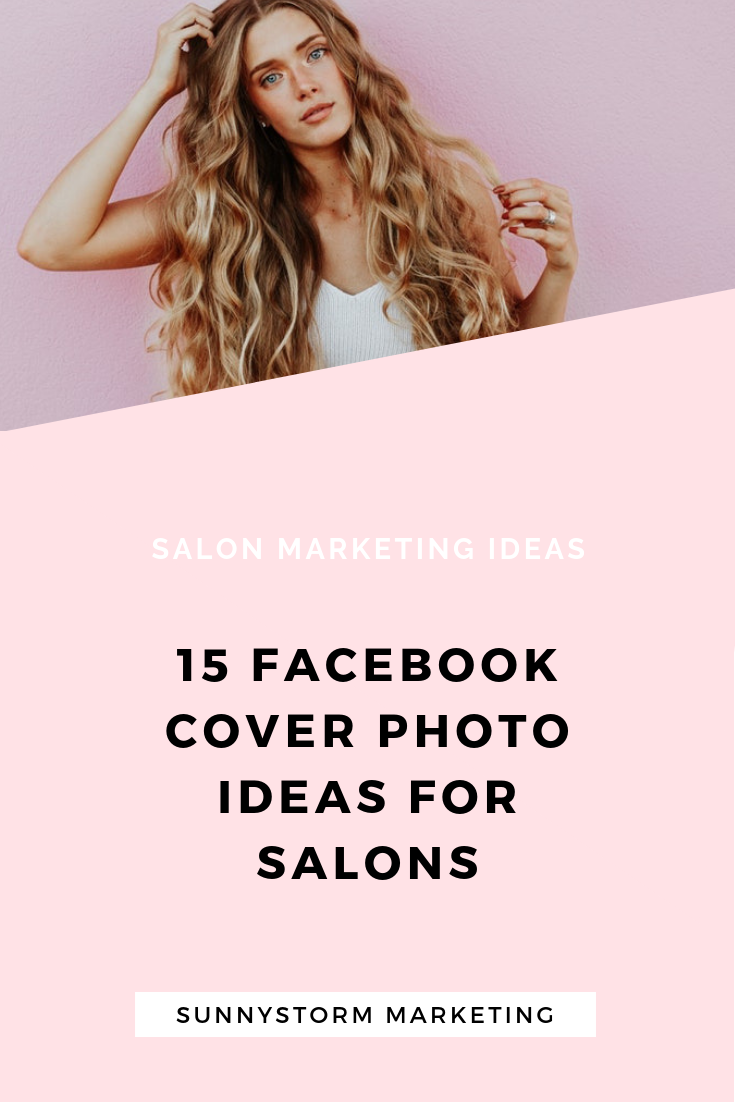 Salon Marketing Idea: Want to promote your salon on Facebook? Why