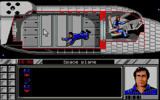 Murders in space is an old DOS crime and mystery point & click adventure game developed by Hitech Productions in 1990 from an original idea by...