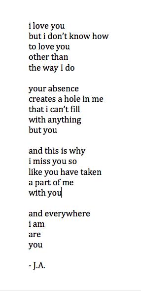Love Love Poem Quote Love Quote Poetry Love Quotes Love