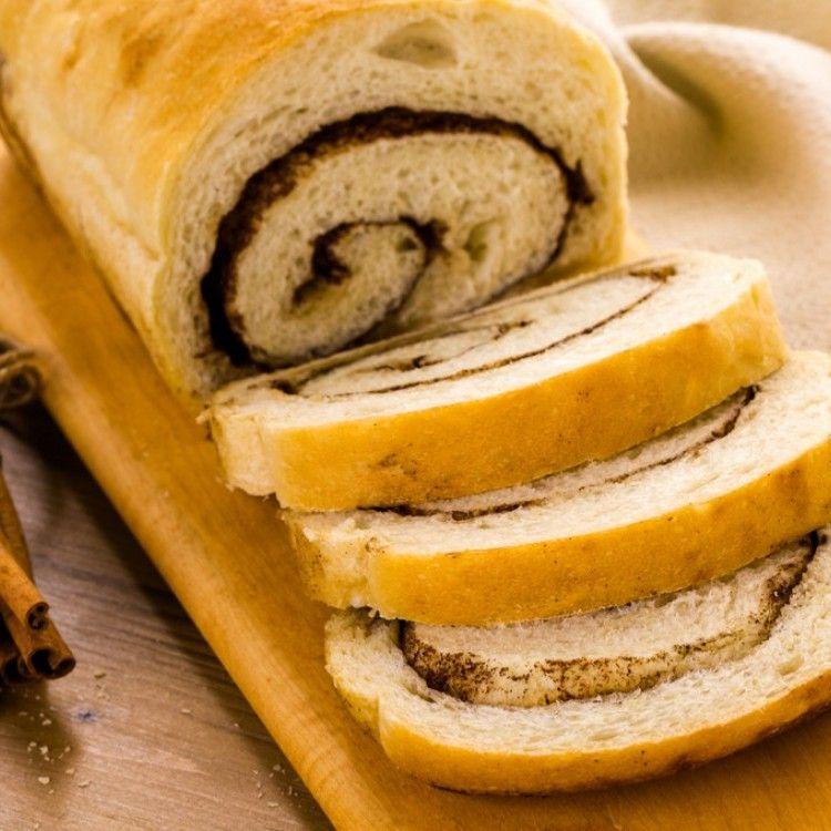 طريقة عمل كيك القرفة بالزبادي حلويات كيك Cinnamon Swirl Bread Fresh Bread Recipes Recipes