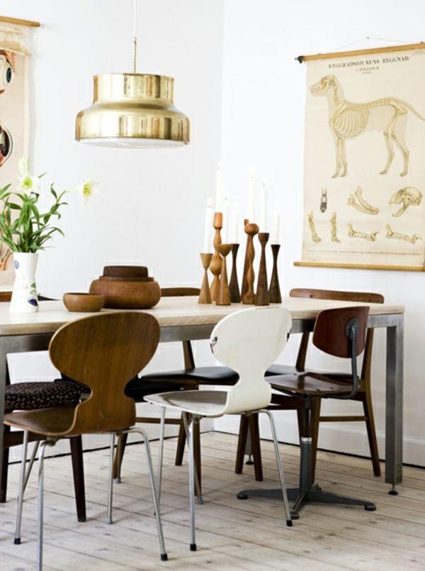 20 ideen f r esszimmer m bel tisch und st hle. Black Bedroom Furniture Sets. Home Design Ideas