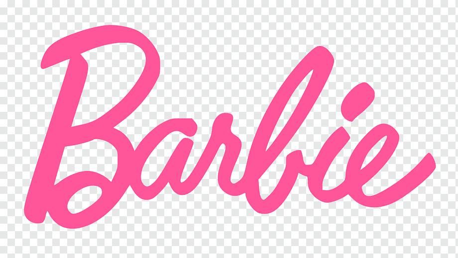 Barbie Logo Mattel Fashion Doll Barbie Text Magenta Doll Png Barbie Logo Toys Logo Fashion Dolls