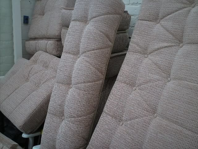 Has anyone recovered their vans seats? UKCampsite.co.uk Caravans and Caravanning Forum Messages