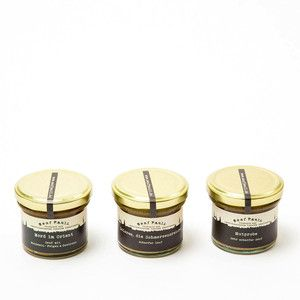 Hot Mustards Selection 3 Pk, 15,50€