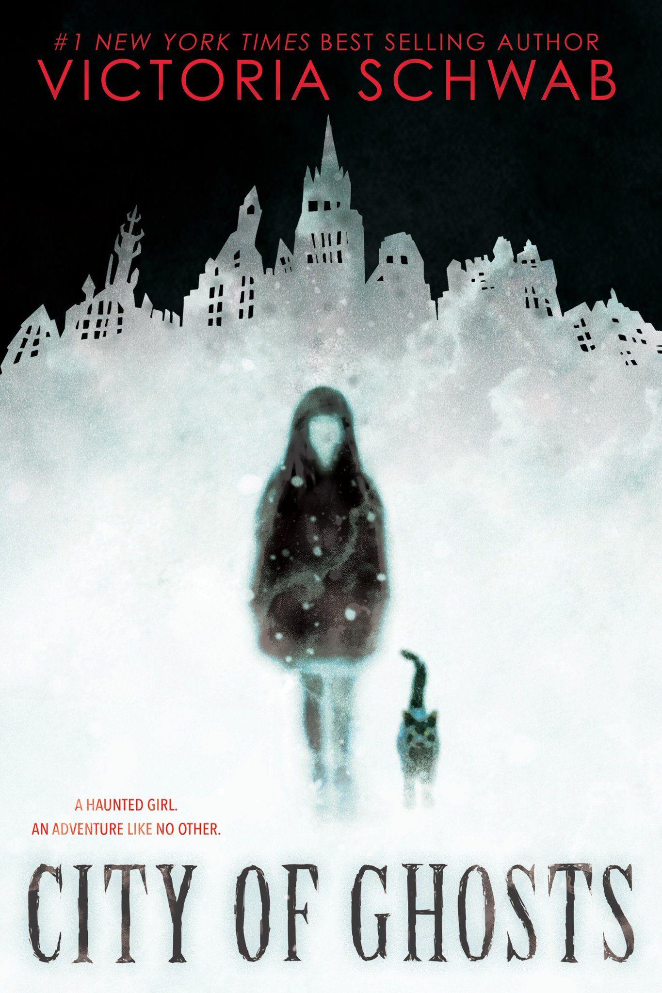 Victoria V E Schwab On Ghost Books Ghost City Ya Books