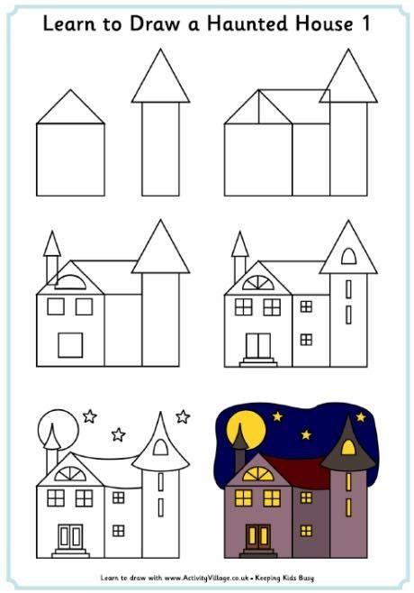 Pin von Hiba Msm auf Drawing 101 | Pinterest | Einfaches basteln ...