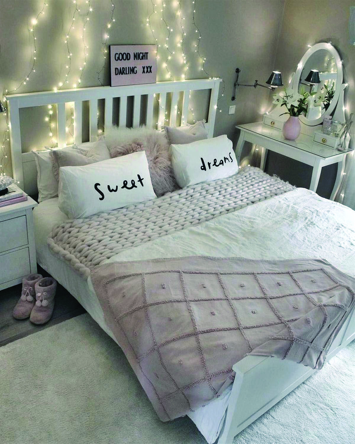 Adolescent Bedroom Ideas That Are Actually Enjoyable And Cool Homes Tre Bedroom Themes Girl Bedroom Decor Girl Room