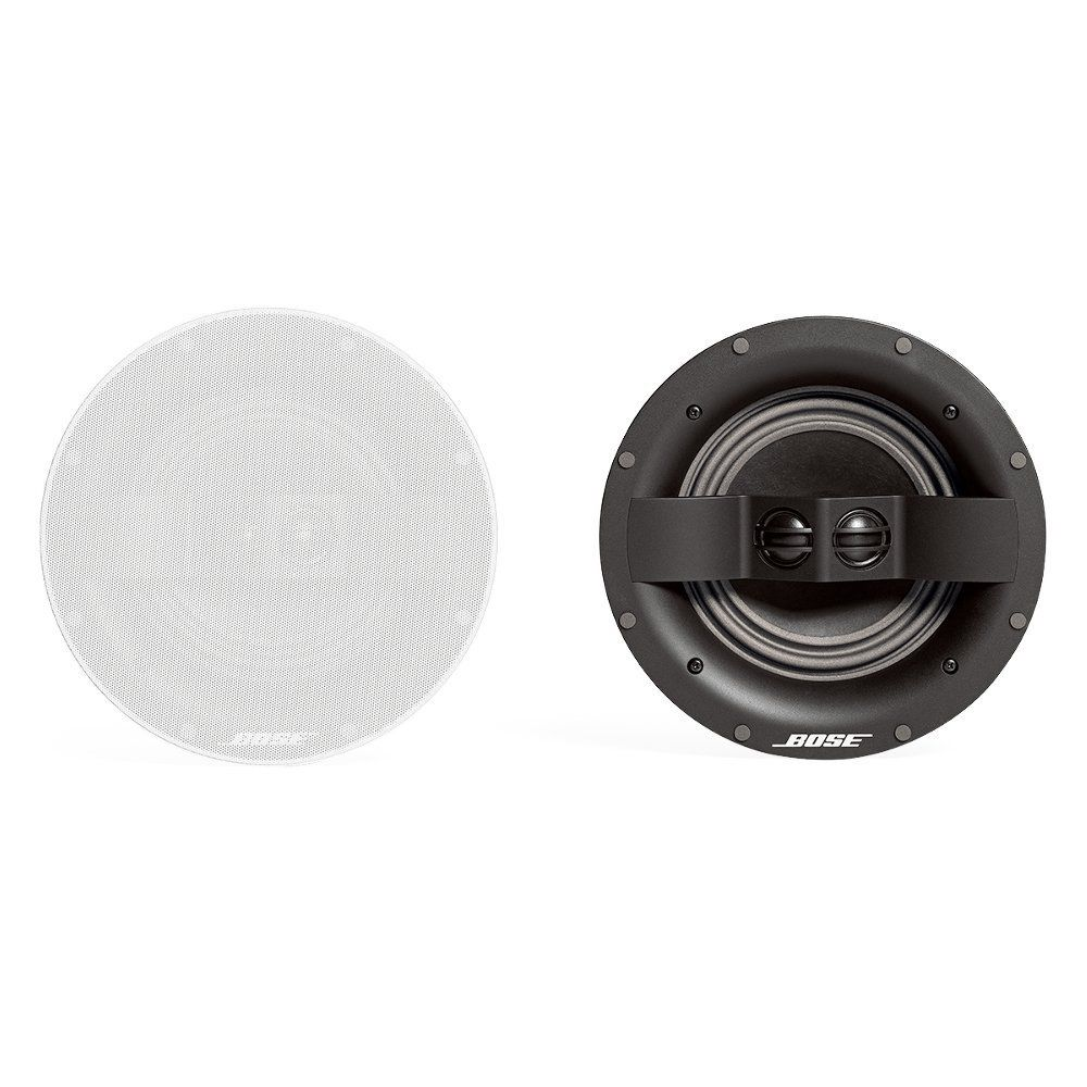 Bose 742897 0200 Virtually Invisible 791 In Ceiling Speaker Ii Ceiling Speakers Wireless Ceiling Speakers Home Theater Setup