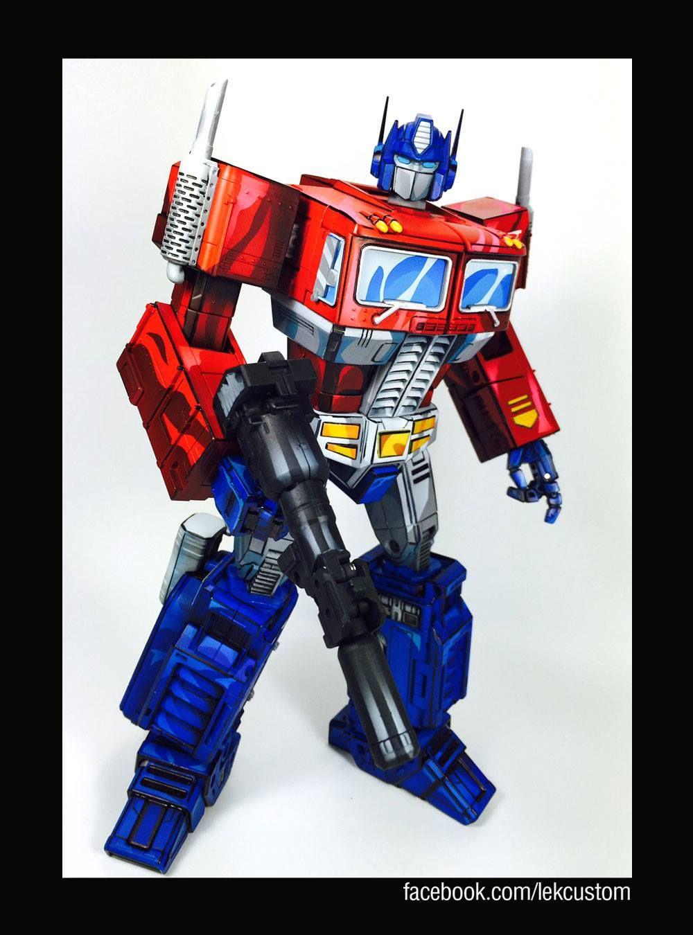 Gear 4 Geeks Transformers Masterpiece Skywarp Kfc Articule Mains