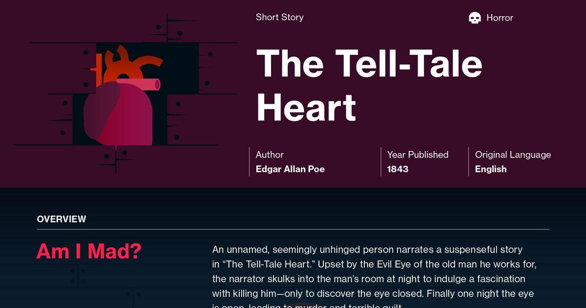 tall tale heart summary
