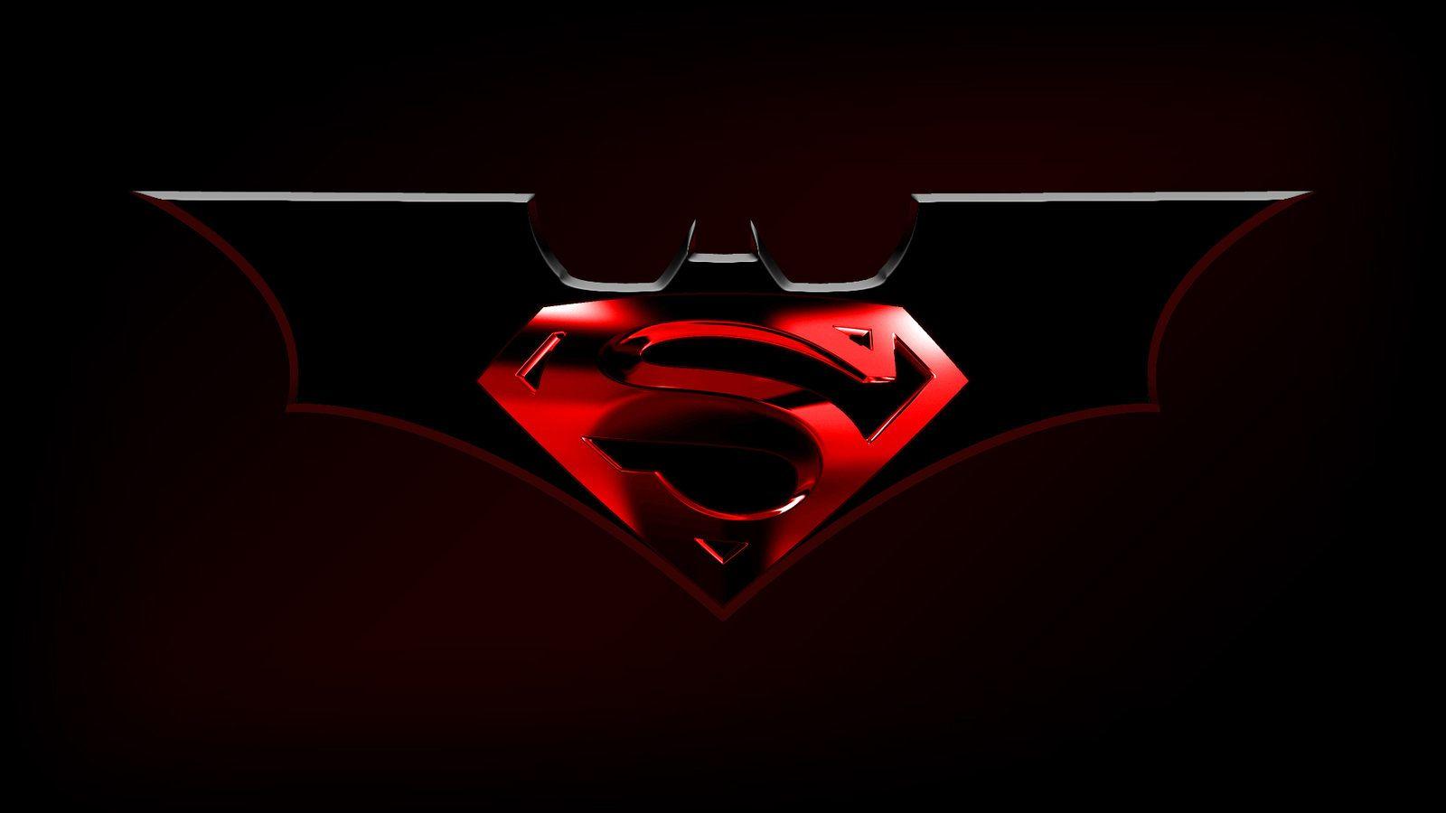 The Batman V Superman Logo We Deserve Batman And Superman Batman Batman Vs Superman