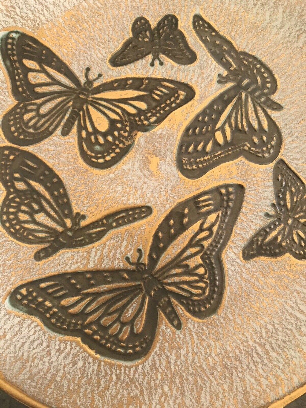 Stangl pottery Antique Gold Pattern