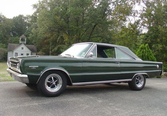 1967 Plymouth GTX 440