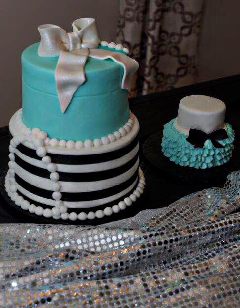 Breakfast at Tiffanys Cake Breakfast Annalees Pinterest