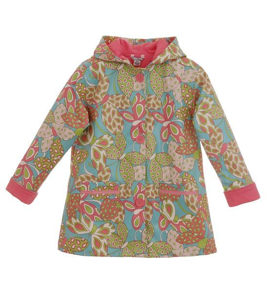 $29 sooo sweet makes you hope for a rainy day! Butterfly Print Raincoat | Hartstrings 25-60% OFF | Hartstrings