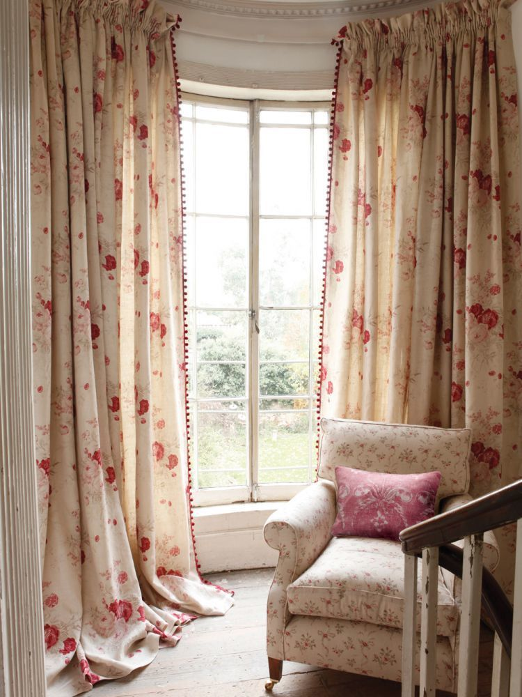 Country Curtains Shabby Chic Roses Shabby Chic Room Shabby Chic Bedrooms Shabby Chic Interiors #shabby #chic #living #room #curtains