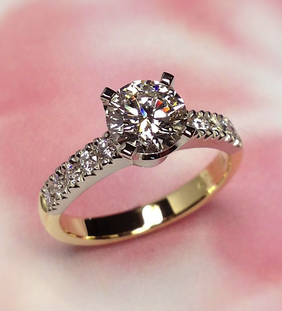 19 best Handmade Jewellery with Diamonds images on Pinterest   Fine ...