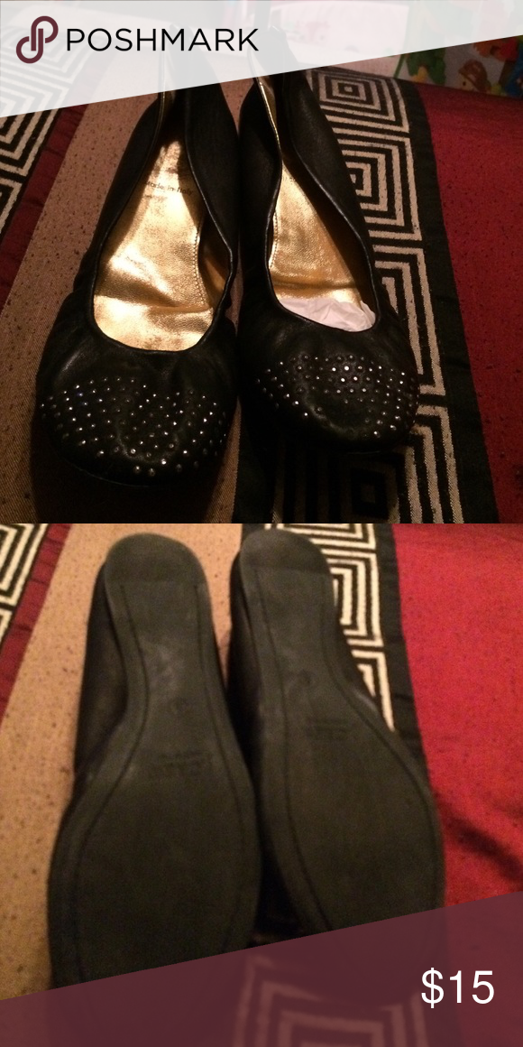 Jcrew baller slippers size 8 Comfortable ballet slippers doesn't give you blisters Shoes Flats & Loafers